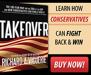 Takeover The 100 year war for the soul of the GOP and how conservatives can finally win it Book by RIchard A Viguerie