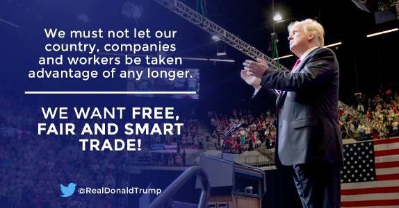 Trump Free Trade