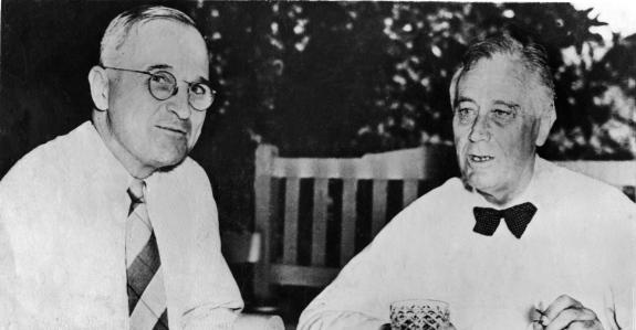 Truman Roosevelt