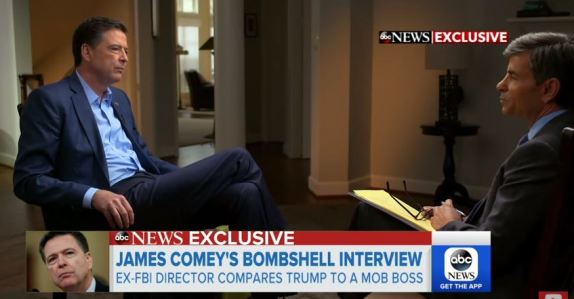 Comey ABC Interview