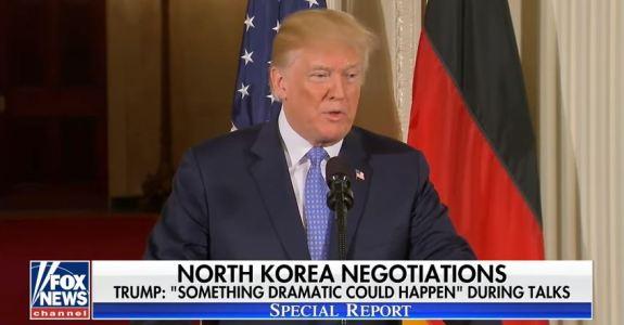Trump North Korea