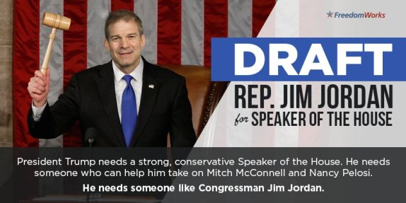 Draft Jim Jordan