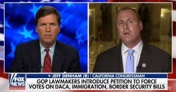 Jeff Denham amnesty