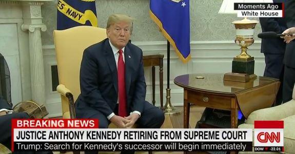 Trump on Kennedy