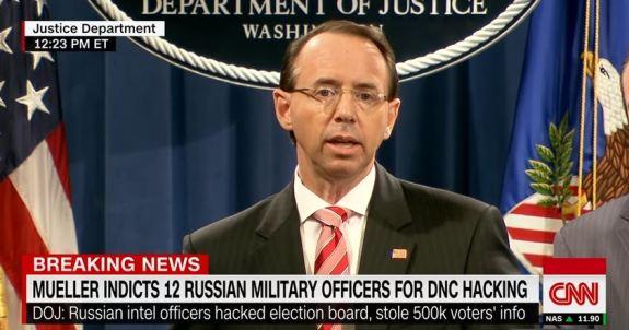 Mueller indictus Russians