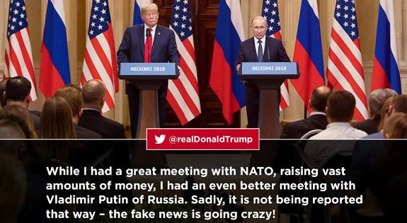 Trump and Putin