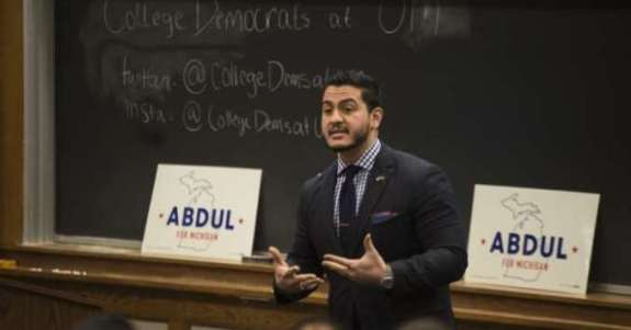 Abdul for Michigan