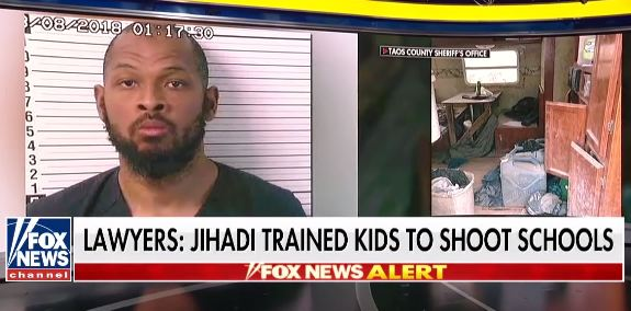 Jihadi School Shooting compound