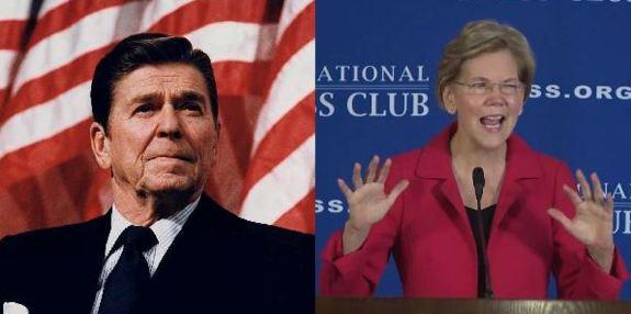 Reagan and Warren