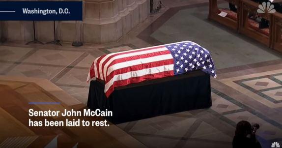 John McCain RIP