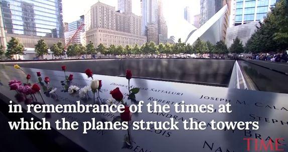 Memorials to 911