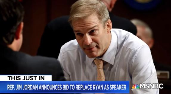 Jim Jordan for Speaker