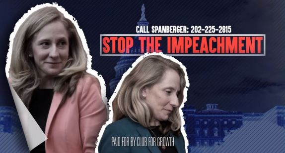 Abigail Spanberger Club for Growth